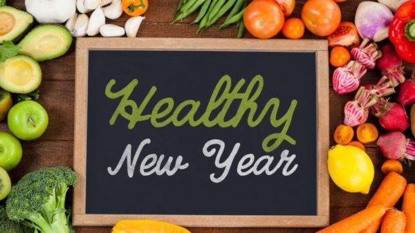 Healthy new year korting
